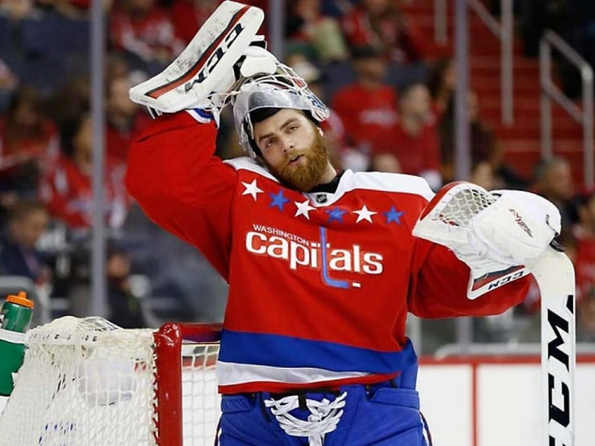 Braden Holtby Biography Wife Stats Contract Salary And Other Facts Networth Height Salary
