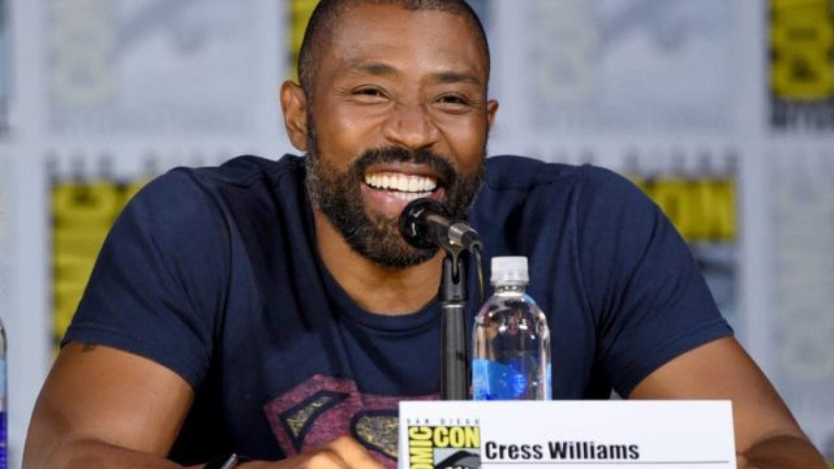 Cress Williams Wife Children Height Weight Bio Family Networth Height Salary