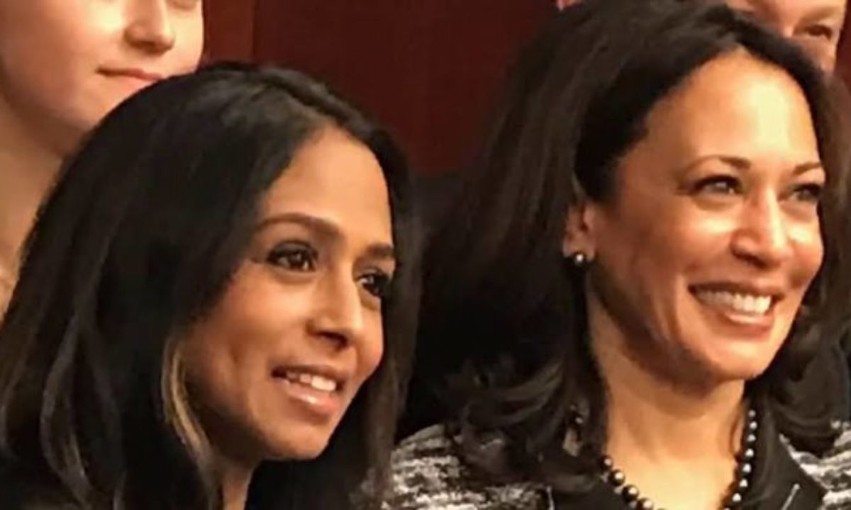 Who Are Kamala Harris Family Everything About Her Husband Children And Parents Networth Height Salary