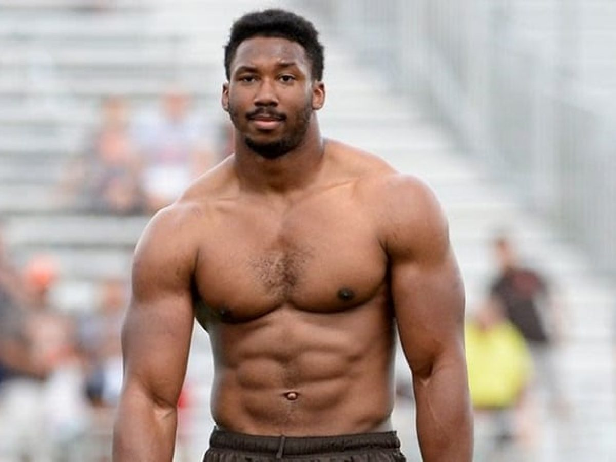 Who Is Myles Garrett Here's Everything You Need To Know About Him ...